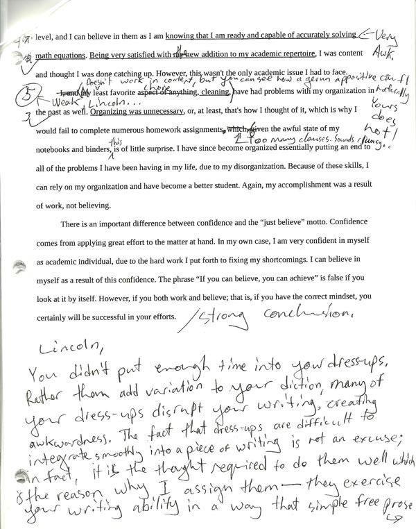 Example Of Essay Plan How To Write An Interview Essay Example