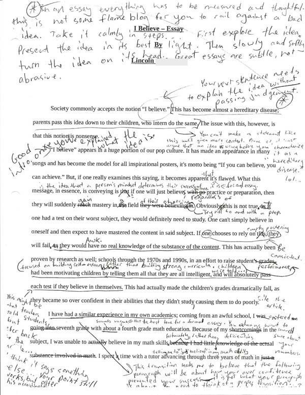 writing expository essays high school